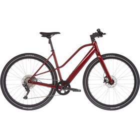 Orbea Vibe MID H30, metallic dark red